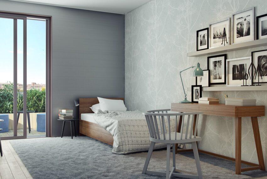 LZR_single bedroom_7000_bluesky